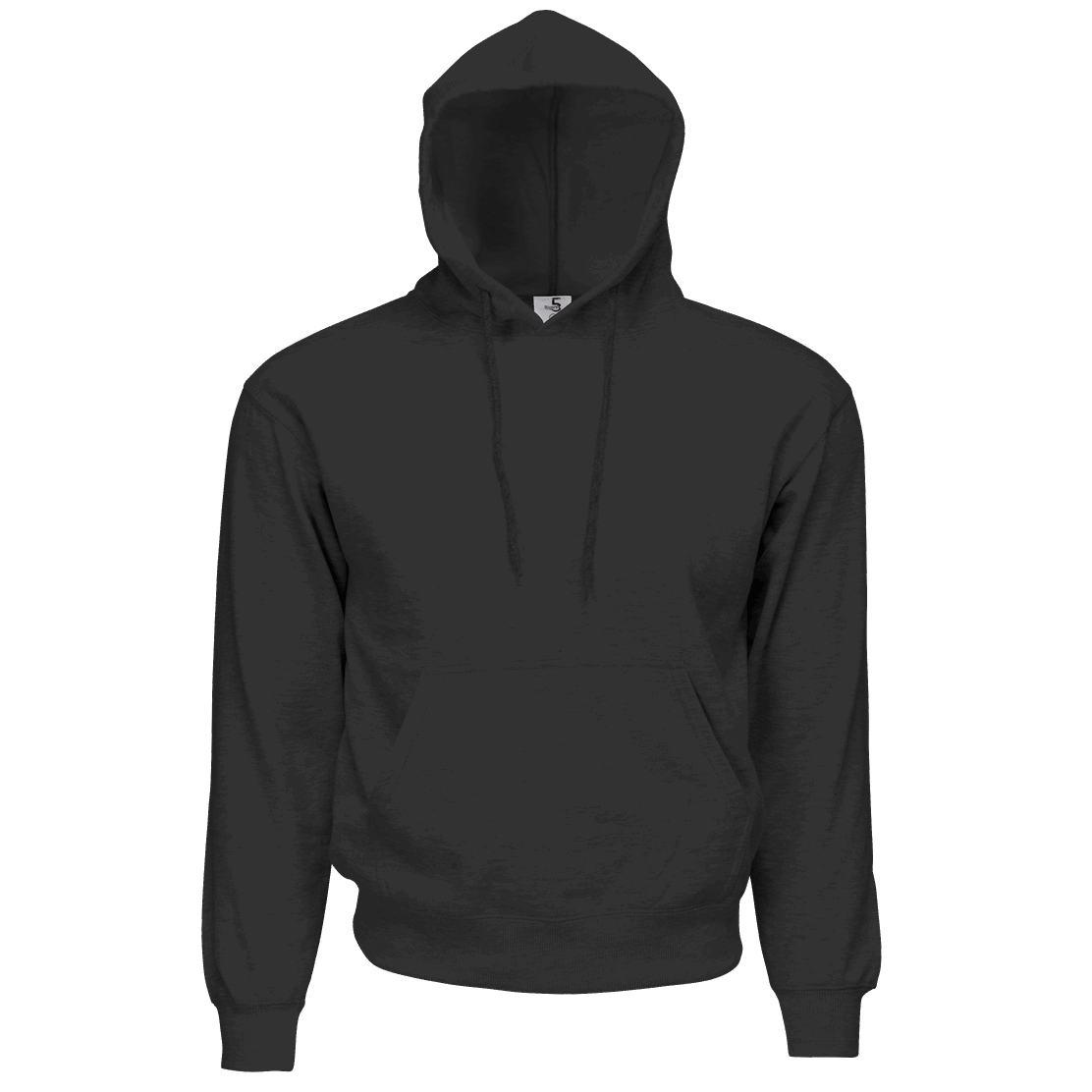 Fleece Pullover Charcoal